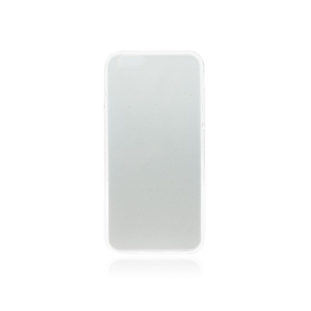 Silikonové pouzdro na mobil Apple iPhone 6 / 6S Ultra Thin 0,3 mm ČIRÉ (Silikonový kryt či obal na mobilní telefon v průhledném provedení Apple iPhone 6)