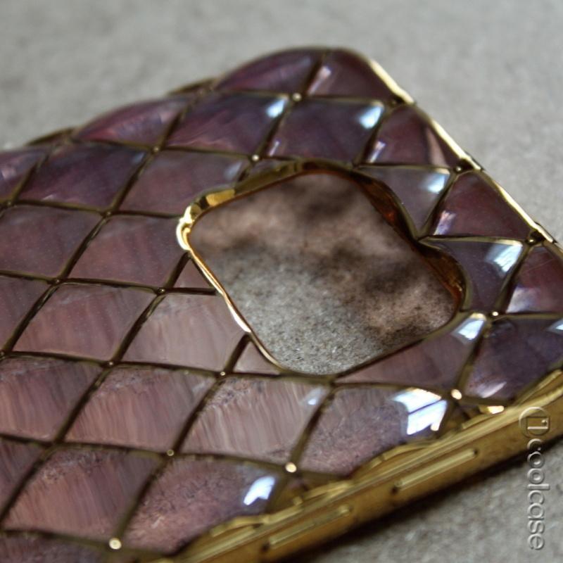 Silikonové pouzdro na mobil Samsung Galaxy S7 LUXURY Pink Gold (Silikonový kryt či obal na mobilní telefon Samsung Galaxy S7)