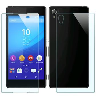 Ochranné temperované tvrzené sklo pro Sony Xperia Z3 D6603 zadní a přední (Tvrzenné ochranné sklo Sony Xperia Z3 D6603)