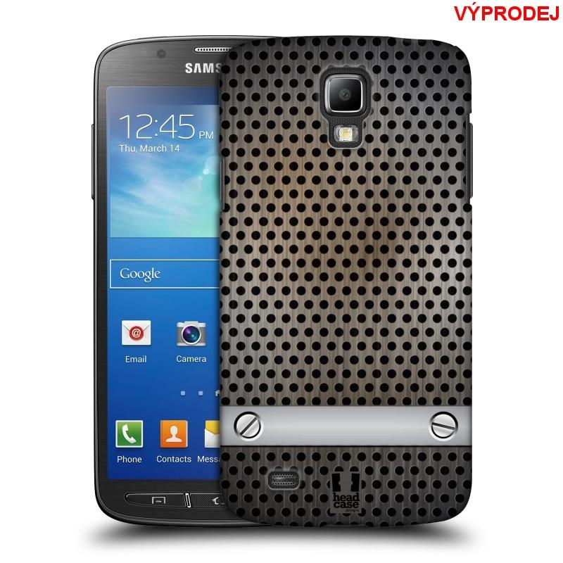 Plastové pouzdro na mobil Samsung Galaxy S4 Active HEAD CASE INDUSTRIAL SHEET (Kryt či obal na mobilní telefon Samsung Galaxy S4 Active GT-i9295)