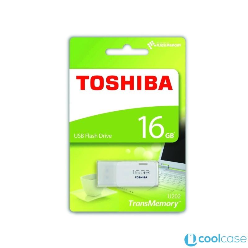 Fleška USB Flash disk Toshiba Hayabusa s kapacitou 16 GB USB 3.0 (USB klíčenka , fleška či USB Flash disk s kapacitou paměti 16 GB USB 3.0)