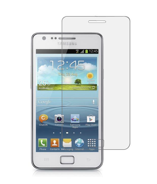 OCHRANNÉ TEMPEROVANÉ SKLO SAMSUNG GALAXY S II i9100 (Tvrzenné ochranné sklo Samsung Galaxy S II)