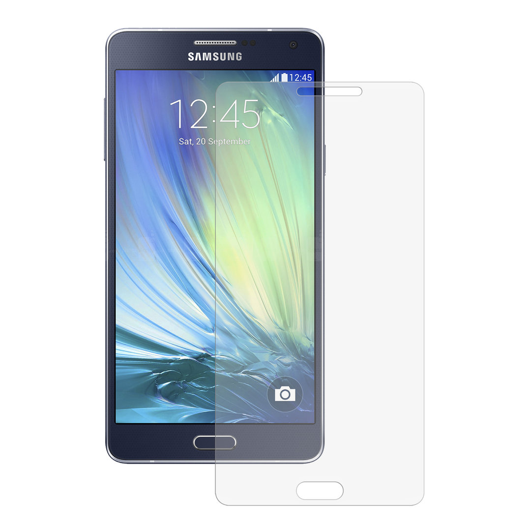 Ochranné tvrzené sklo na displej pro Samsung Galaxy A7 (Tvrzenné ochranné sklo Samsung Galaxy A7)