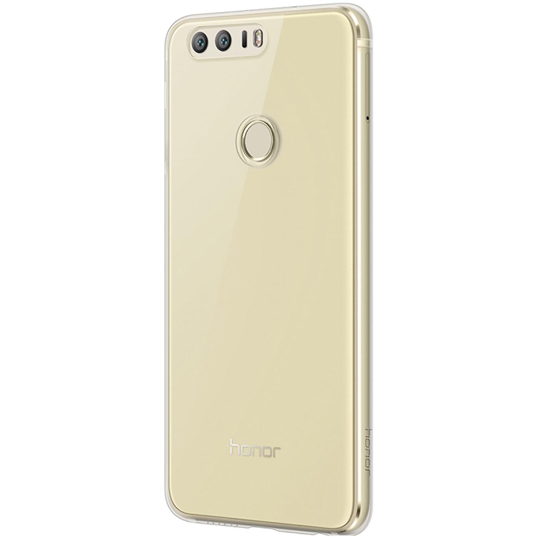 Silikonové pouzdro na mobil HONOR 8 Ultra Thin 0,3 mm Čiré (Silikonový kryt či obal na mobilní telefon v průhledném provedení HONOR 8)