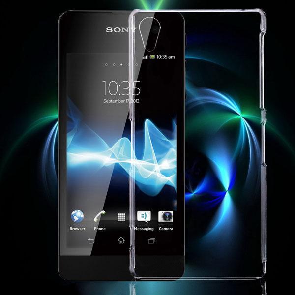 Silikonové pouzdro na mobil Sony Xperia Z2 D6503 HEAD CASE Čiré průhledné bez potisku (Silikonový kryt či obal na mobilní telefon v průhledném provedení Sony Xperia Z2)
