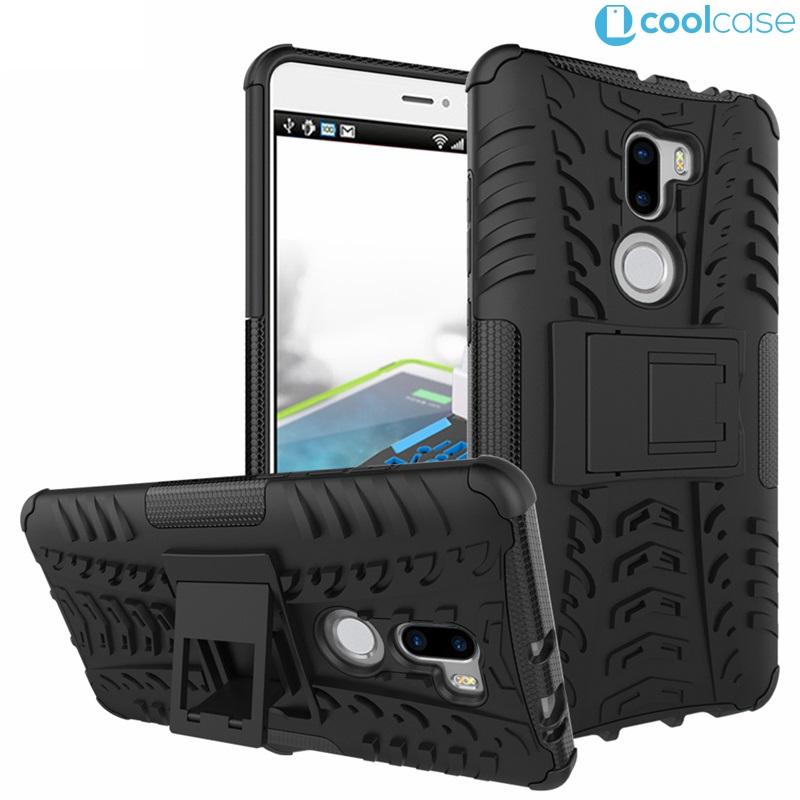 Odolné pouzdro PANZER CASE na mobilní telefon Xiaomi Mi5s Plus Černé