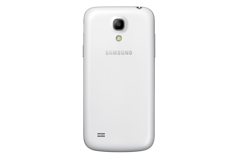 Originální zadní kryt baterie pro mobilní telefon Samsung Galaxy S4 Mini , bílý (Zadní výměnný kryt baterie v bílé barvě pro Samsug galaxy S4 Mini)