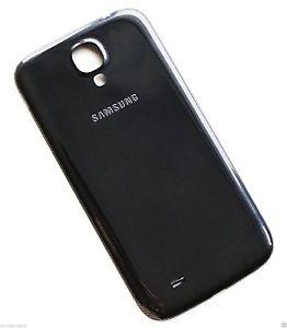 Originální zadní kryt baterie pro mobilní telefon Samsung Galaxy S4 Mini , černý (Zadní výměnný kryt baterie v bílé barvě pro Samsug galaxy S4 Mini)