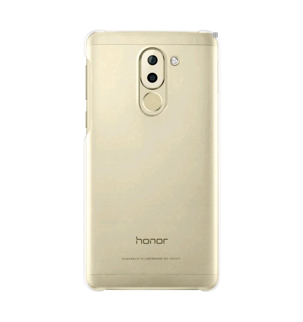 Originální plastové pouzdro na mobil Honor 6X čiré (Plastový kryt či obal na mobil Huawei Honor 6X)