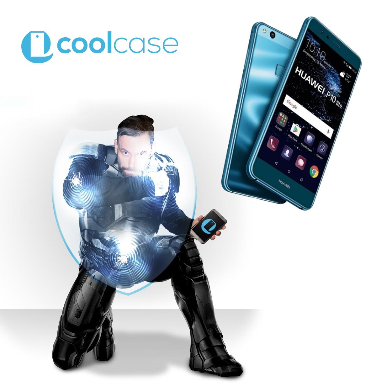 Ochranné tvrzené temperované sklo na displej telefonu Huawei P10 Lite (Tvrzenné ochranné sklo Huawei P10 LITE)