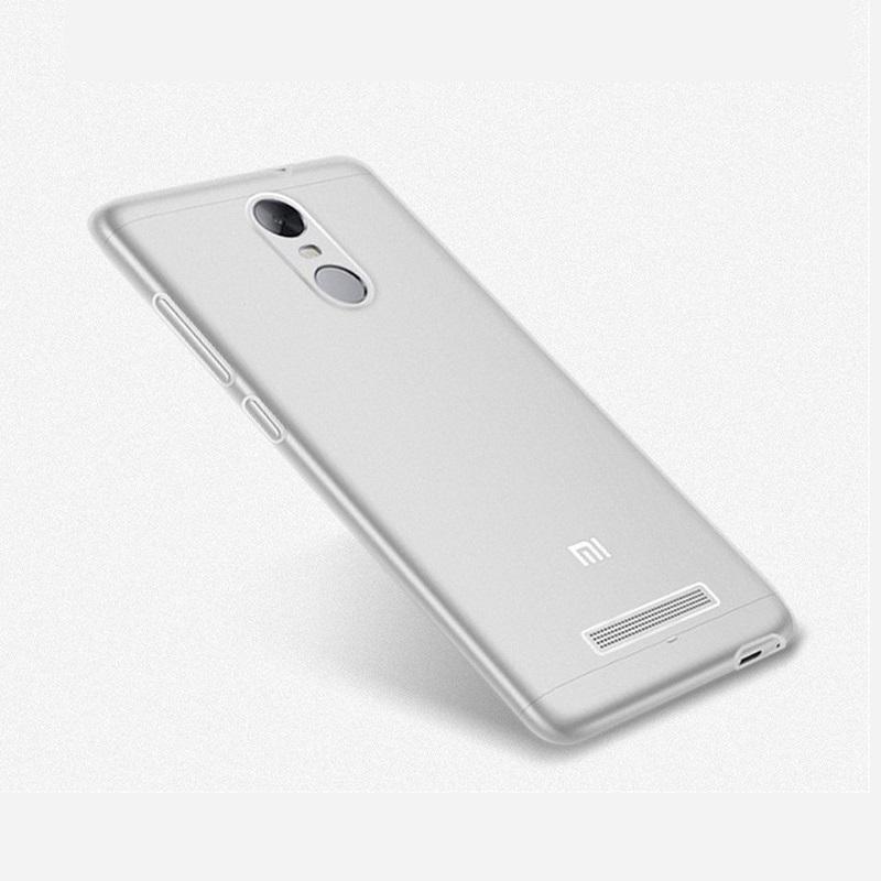 Silikonové pouzdro na mobil Xiaomi Redmi NOTE 3 Pro / LTE Global (152mm) čiré (Silikonový kryt či obal na mobilní telefon v průhledném provedení Xiaomi Redmi NOTE 3 Pro / Xiaomi Redmi NOTE 3 LTE Global Edition)