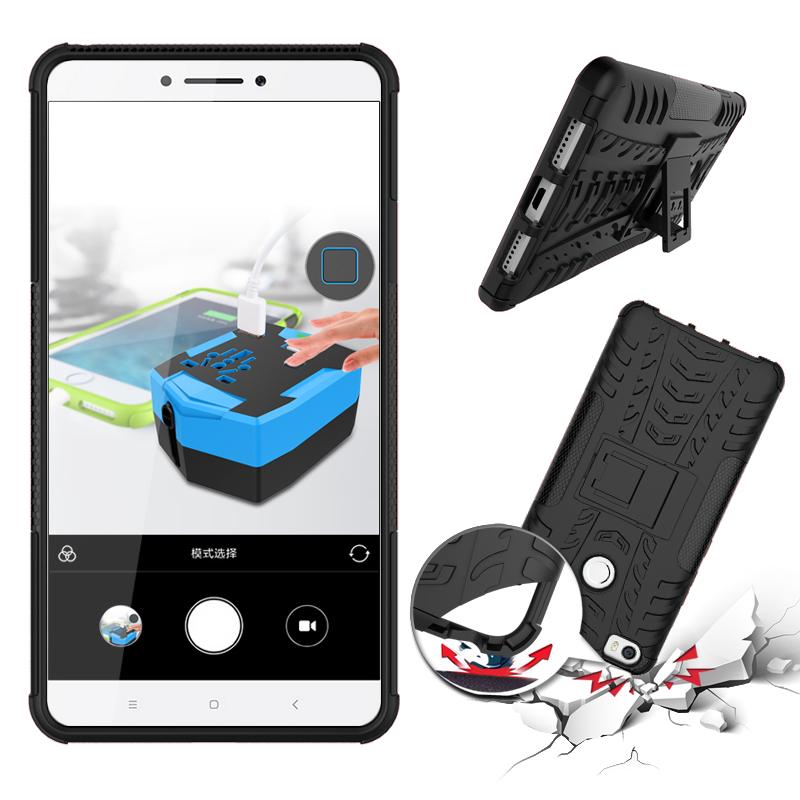 Odolné pouzdro PANZER CASE NEO na mobilní telefon Xiaomi Mi Max Černé