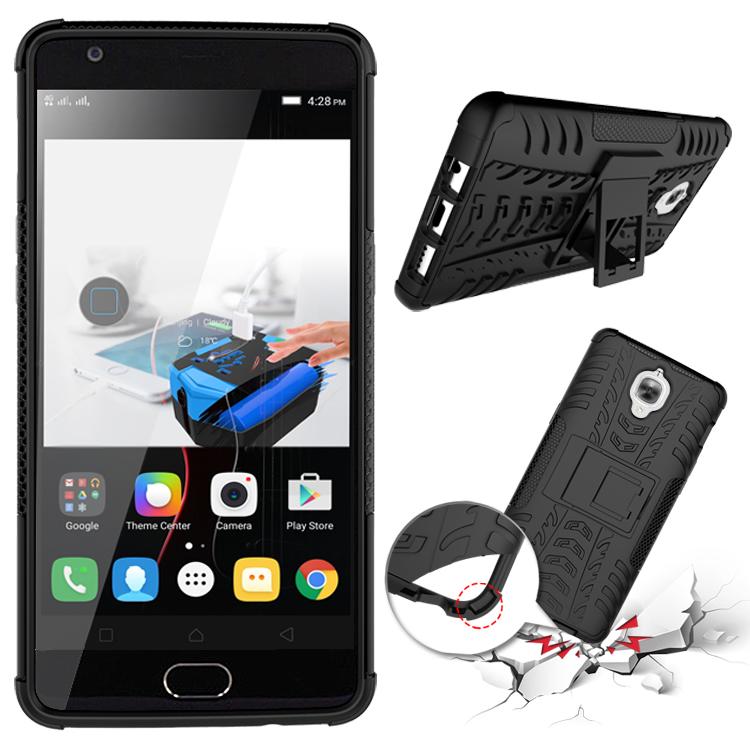 Odolné pouzdro PANZER CASE NEO na mobilní telefon OnePlus 3 Černé