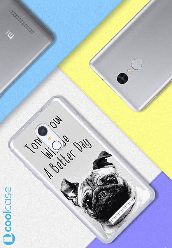 Silikonové pouzdro na mobil Xiaomi Redmi NOTE 3 Pro/ LTE Global 152mm Psík (Silikonový kryt či obal na mobilní telefon v průhledném provedení Xiaomi Redmi NOTE 3 Pro / Xiaomi Redmi NOTE 3 LTE Global Edition)