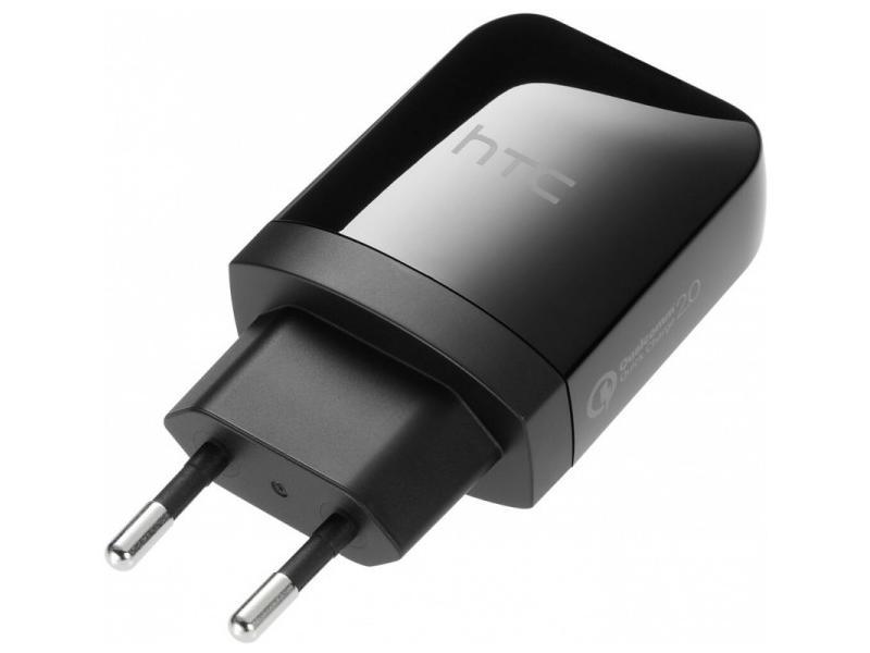 Originální nabíječka do sítě HTC TC P5000 2,5A Quick Charge - USB výstup (bulk) (Originální síťová nabíječka HTC TC P5000 2,5A Quick Charge - rychlonabíjecí, s USB výstupem)