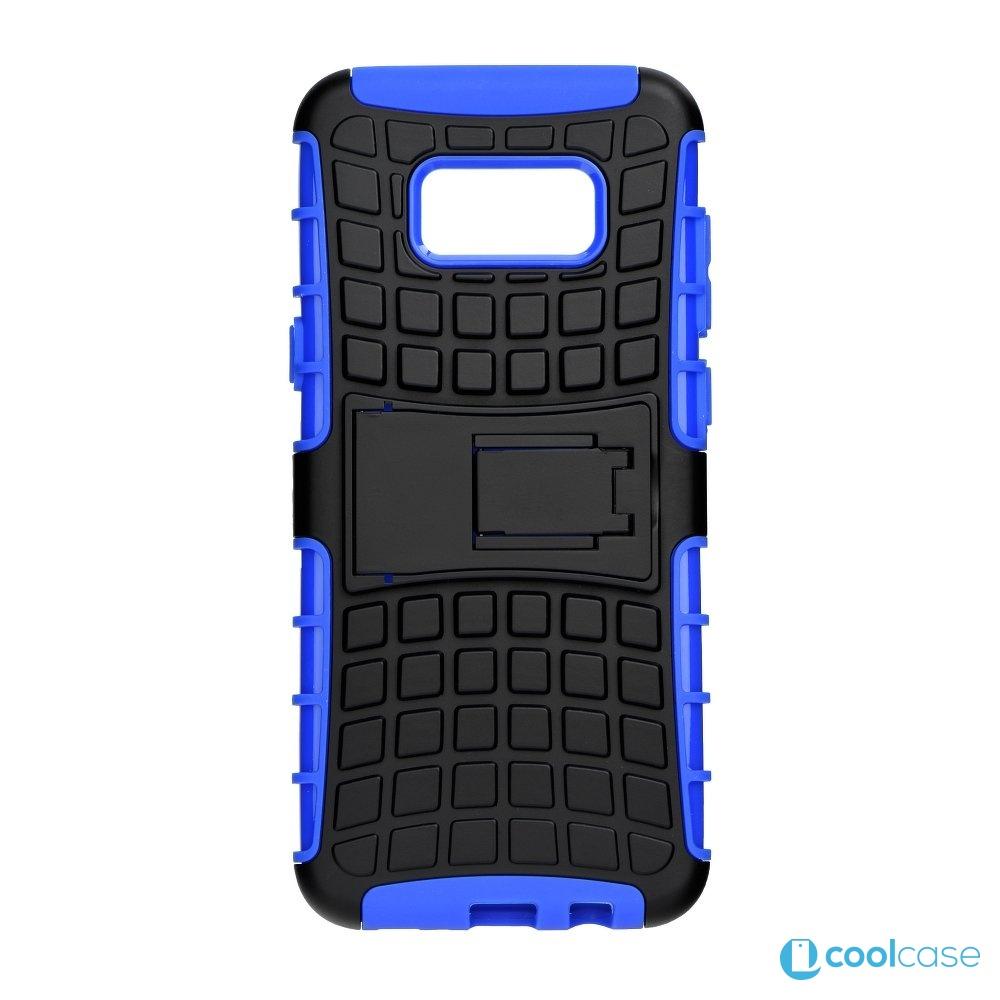 Odolné pouzdro PANZER CASE na mobilní telefon Samsung Galaxy S8+ Plus Modré