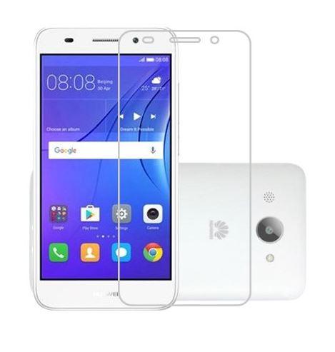 Ochranné tvrzené temperované sklo pro mobil Huawei Y3 2017 (Tvrzenné temperované ochranné sklo Huawei Y3 2017)