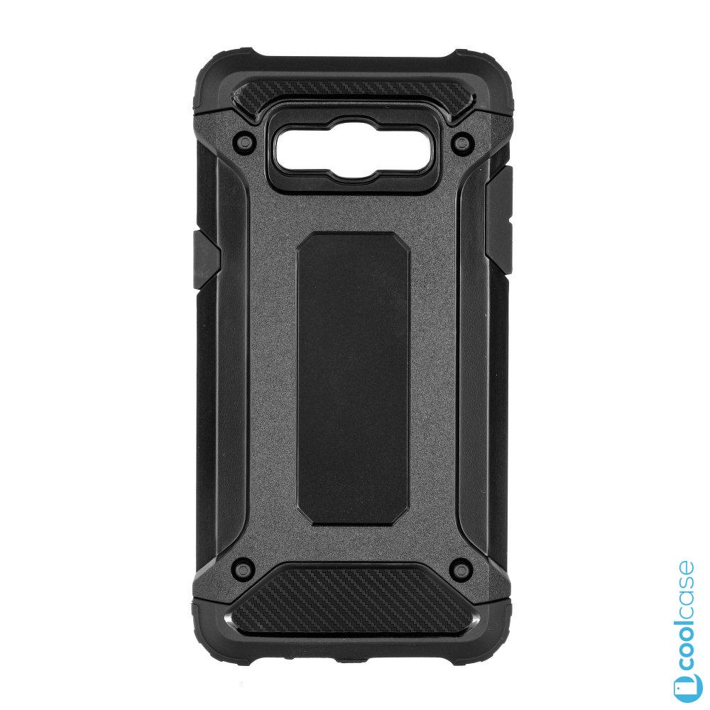 Odolné pouzdro Forcell Armor na mobil Samsung Galaxy J3 (2016) Černé (Odolný kryt či obal Forcell Armor na mobil Samsung Galaxy J3 (2016) v Černé barvě)