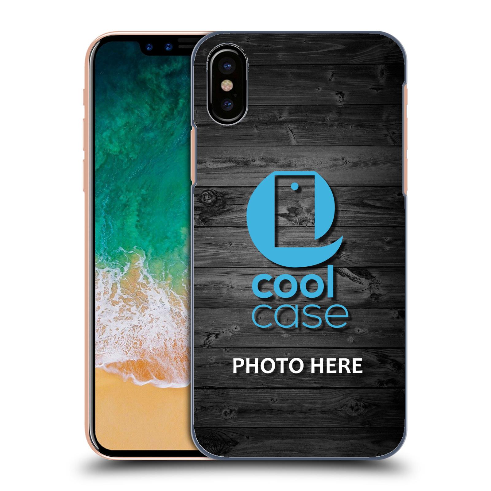 Silikonové pouzdro na mobil Apple iPhone X - Head Case - s vlastním motivem (Silikonový kryt či obal na mobilní telefon Apple iPhone X s vlastním motivem)