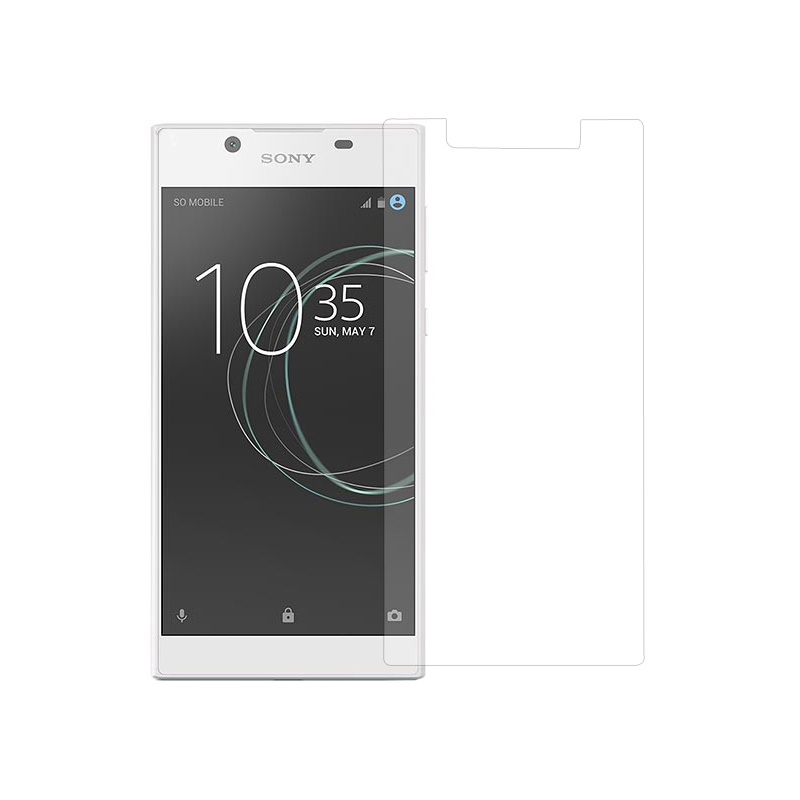 Ochranné temperované tvrzené sklo pro Sony Xperia L1 (Tvrzenné temperované ochranné sklo Sony Xperia L1)