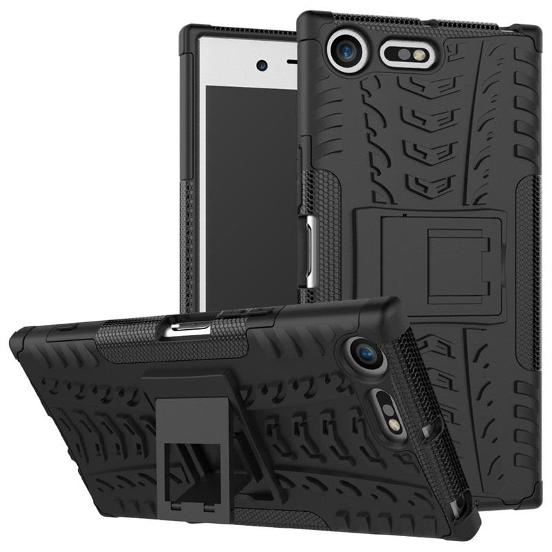 Odolné pouzdro PANZER CASE NEO na mobilní telefon Sony Xperia XZ Premium Černé