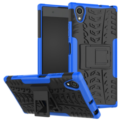 Odolné pouzdro PANZER CASE NEO na mobilní telefon Sony Xperia XA1 Ultra Modré