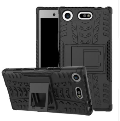 Odolné pouzdro PANZER CASE NEO na mobilní telefon Sony Xperia XZ1 Compact Černé