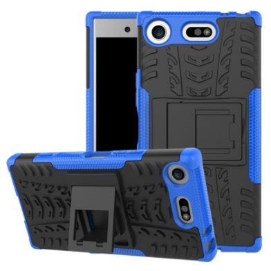 Odolné pouzdro PANZER CASE NEO na mobilní telefon Sony Xperia XZ1 Compact Modré