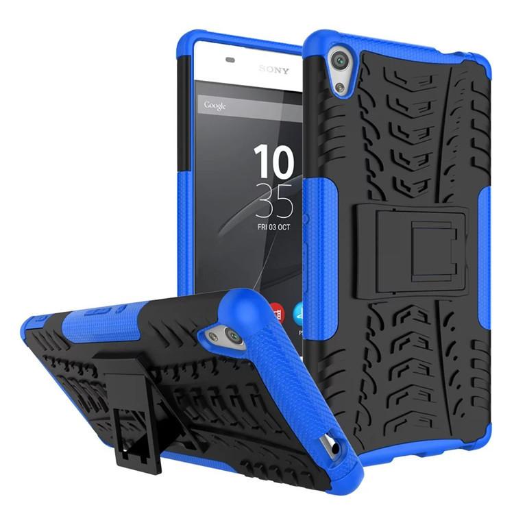Odolné pouzdro PANZER CASE NEO na mobilní telefon Sony Xperia L1 Modré