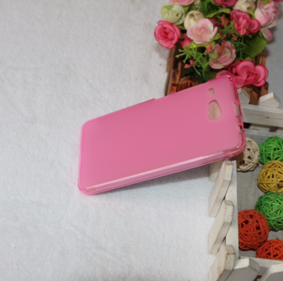 Silikonové pouzdro na mobilní telefon Acer Liquid Z520 růžové (Silikonový kryt či obal na mobilní telefon Acer Liquid Z520)