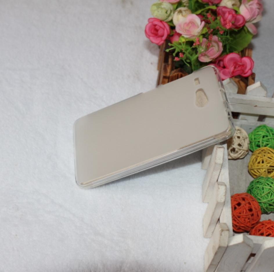 Silikonové pouzdro na mobilní telefon Acer Liquid Z520 světlé (Silikonový kryt či obal na mobilní telefon Acer Liquid Z520)