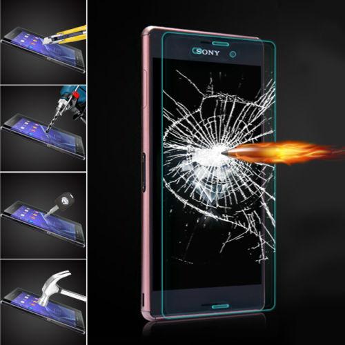 Ochranné temperované sklo pro Sony Xperia Z3+ (Tvrzenné temperované ochranné sklo Sony Xperia Z3+ a Z4)