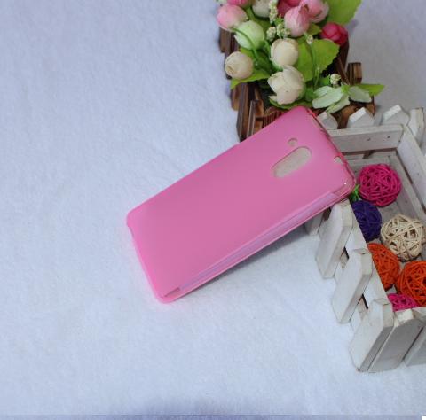 Silikonové pouzdro na mobilní telefon Acer Liquid Z500 růžové (Silikonový kryt či obal na mobilní telefon Acer Liquid Z500)