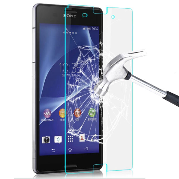 Ochranné temperované sklo pro Sony Xperia E4 E2105 (Tvrzenné temperované ochranné sklo Sony Xperia E4)
