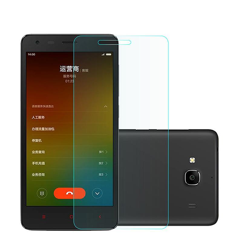 Ochranné tvrzené sklo pro Xiaomi Redmi 2 (Tvrzenné temperované ochranné sklo Xiaomi REDMI 2)