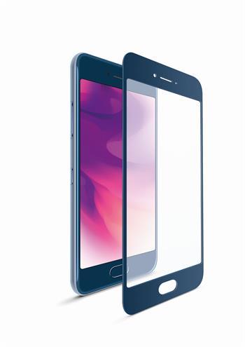 Ochranné sklo Fixed pro Samsung Galaxy J3 (2017) na celý displej - modré 58614445421