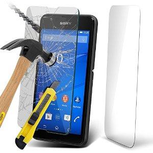 Ochranné temperované sklo pro Sony Xperia E4g E2003 (Tvrzenné temperované ochranné sklo Sony Xperia E4g)