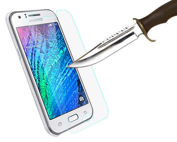 Ochranné tvrzené sklo pro Samsung Galaxy J1 J100 (Tvrzenné temperované ochranné sklo Samsung Galaxy J1)