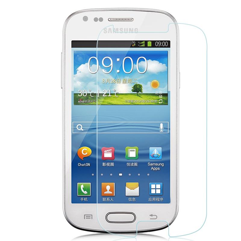 Ochranné tvrzené sklo na mobil pro SAMSUNG GALAXY S3 mini i8190 / S3 mini VE (Tvrzenné ochranné sklo Samsung Galaxy S3 mini, S3 mini VE)