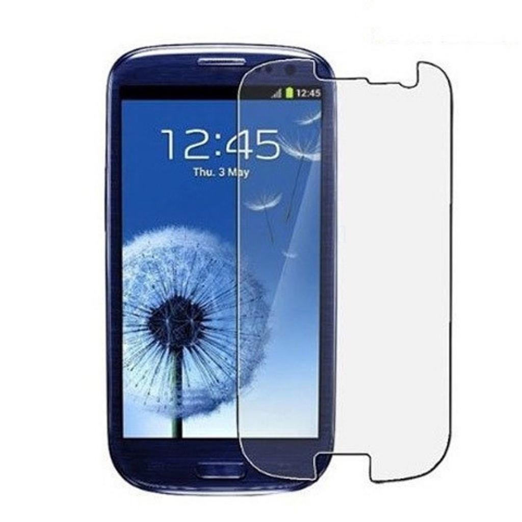 OCHRANNÉ TEMPEROVANÉ SKLO SAMSUNG GALAXY S III / S3 Neo (Tvrzenné ochranné sklo Samsung Galaxy S III / S3 Neo)