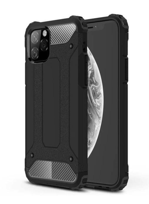 Odolné pouzdro Forcell Armor na mobilní telefon Apple iPhone 11 Černé