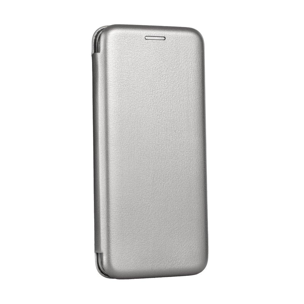 Otevírací flipové pouzdro Forcell Elegance na mobil Apple iPhone 11 šedé