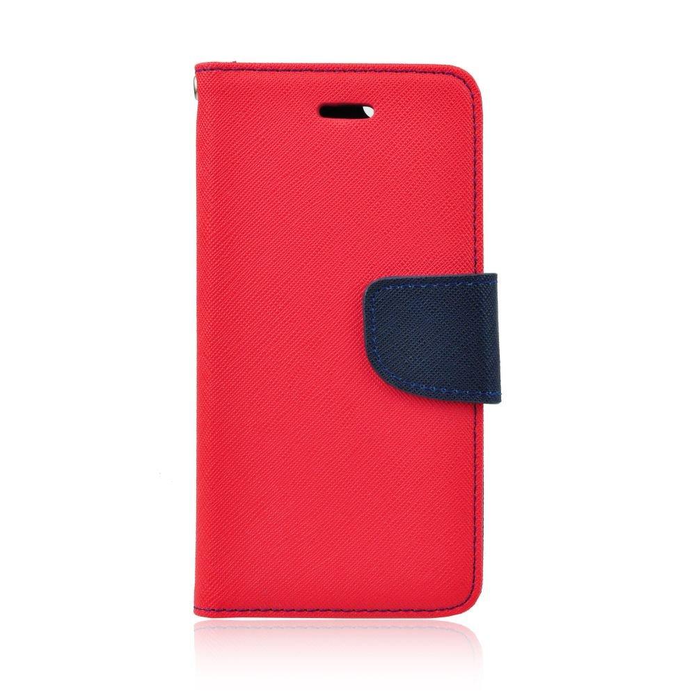 Vyklápěcí flipové pouzdro Fancy Book na mobil Apple iPhone 11 Červené
