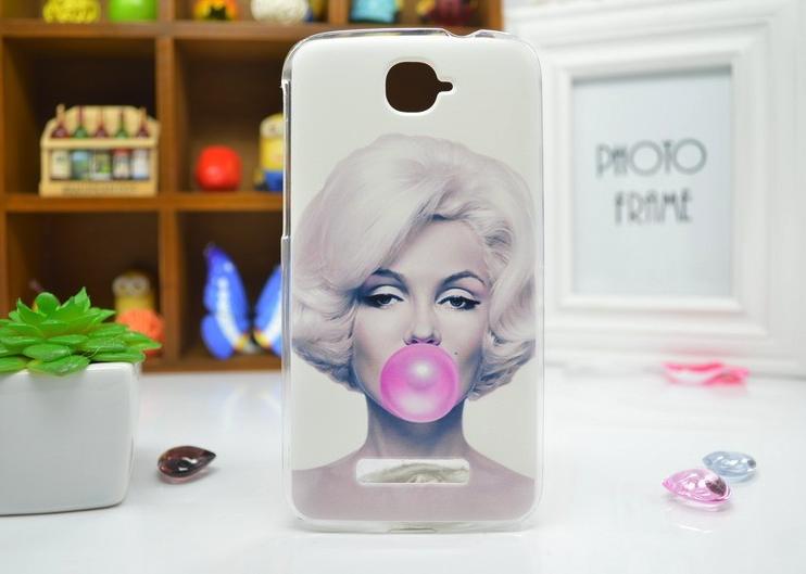 Plastové pouzdro na mobilní telefon Alcatel One Touch Pop C7 7041D Marilyn Monroe (Kryt či obal na mobilní telefon Alcatel One Touch Pop C7 7041D)
