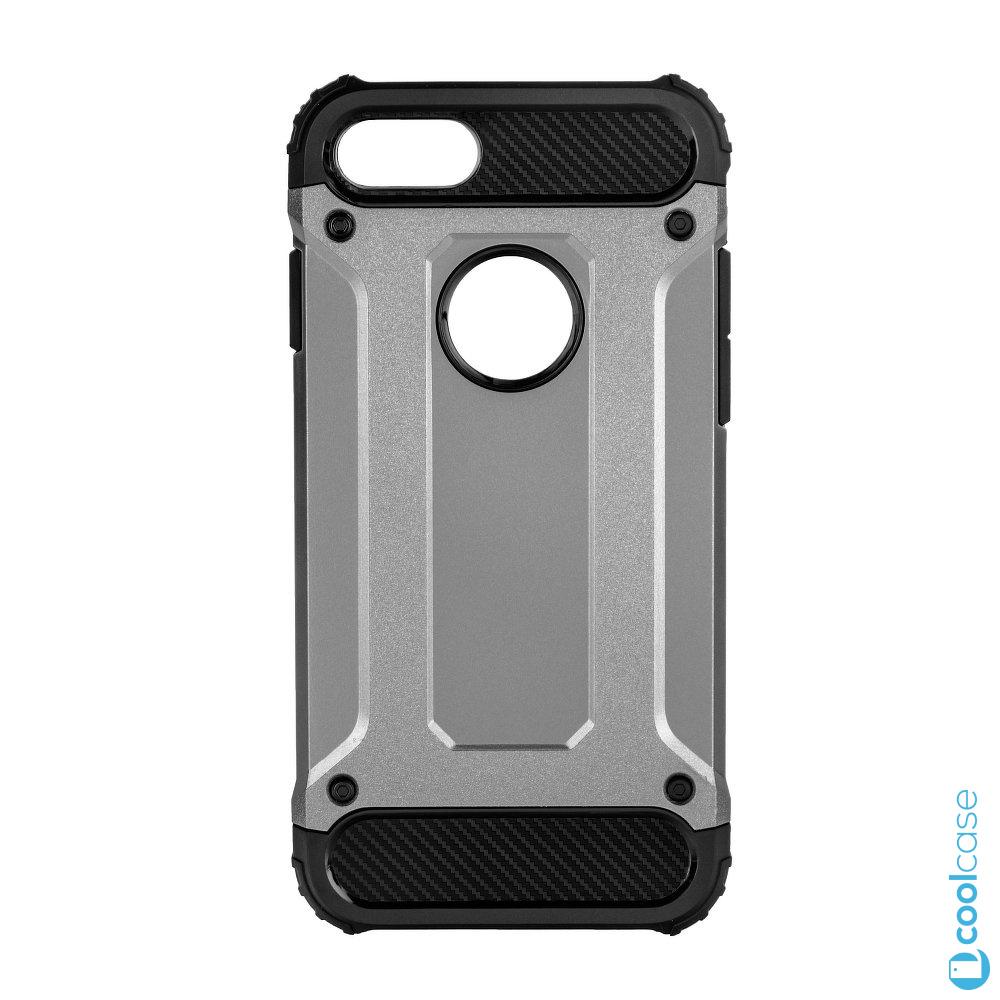 Odolné pouzdro Forcell Armor na mobilní telefon Apple iPhone 7   8 Šedé  empty 0f34d9e5970