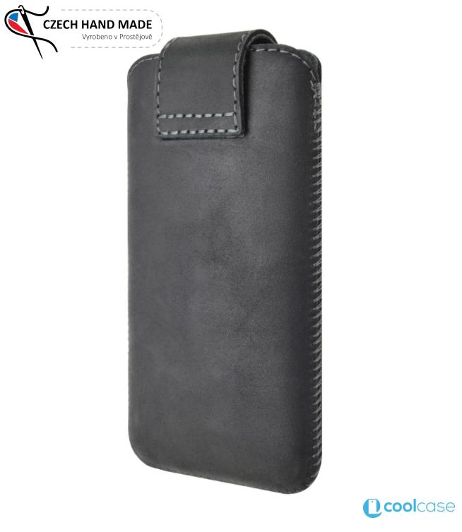 Univerzální kapsičkové kožené pouzdro FIXED Posh na Apple iPhone 6 ... fe84e30c918