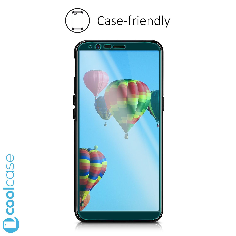 Ochranné tvrzené sklo Kalibri na celý displej mobilu OnePlus 5T ... 62382b1c617