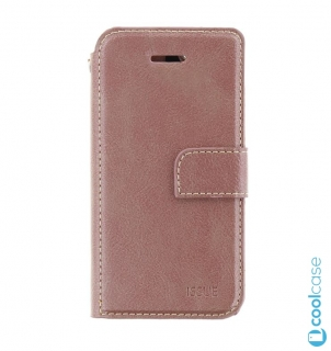 Flipové pouzdro Molan Cano Issue Diary na mobil Huawei P Smart Rose gold