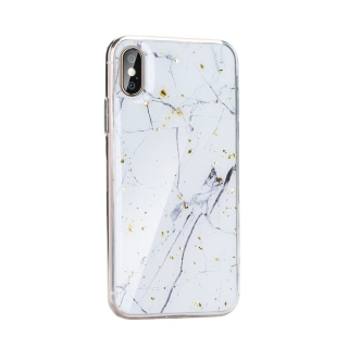 Silikonové pouzdro Forcell MARBLE pro mobil Apple iPhone 7 / 8
