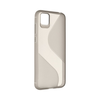Silikonové pouzdro Forcell S-CASE na mobil Huawei Y5p / Honor 9S - tmavé